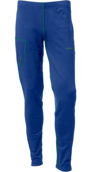 Norrøna M's Trollveggen Warm2 Stretch Tights Ionic Blue
